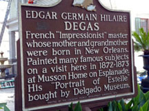 degas sign